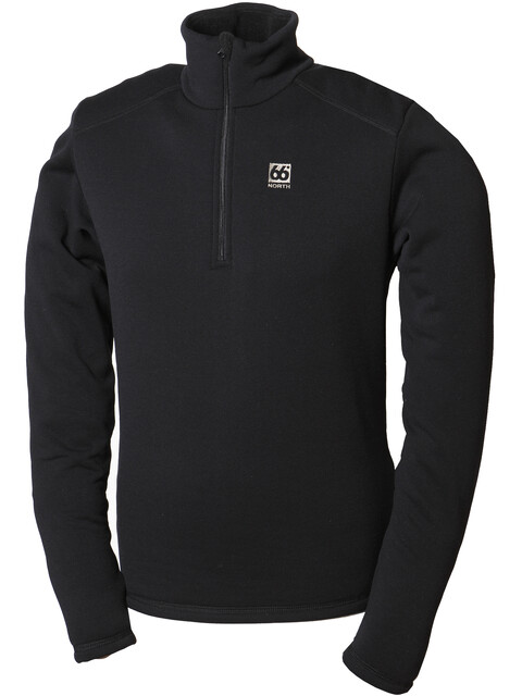 66° North Vik longsleeve Heren zwart